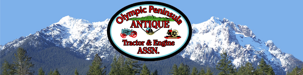 Olympic Peninsula Antique Tractor & Engine Association
